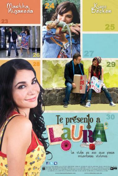 Poster de Te presento a Laura