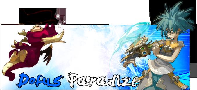 Paradize, Serveur Privé Dofus