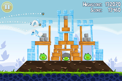 Descargar angry birds android
