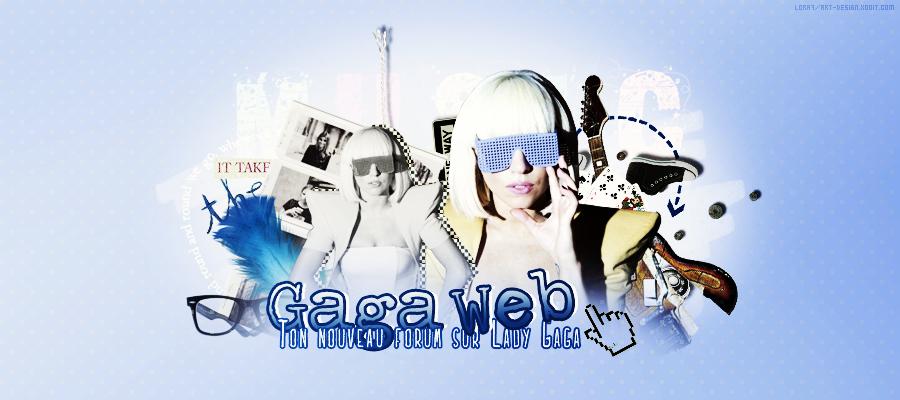 Gaga Web